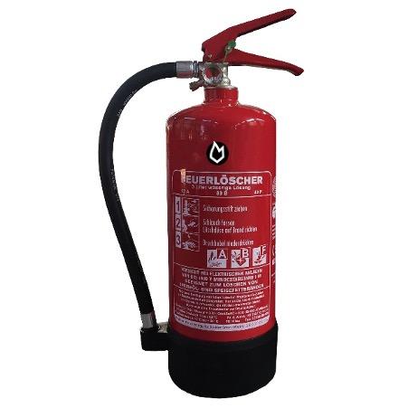 3 ltr. Fettbrand-Dauerdruck-Feuerlöscher