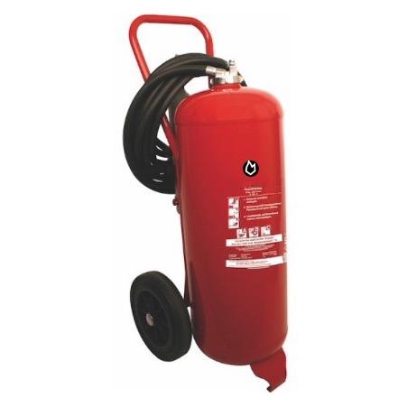 P50 Pulver-Auflade-Feuerlöscher