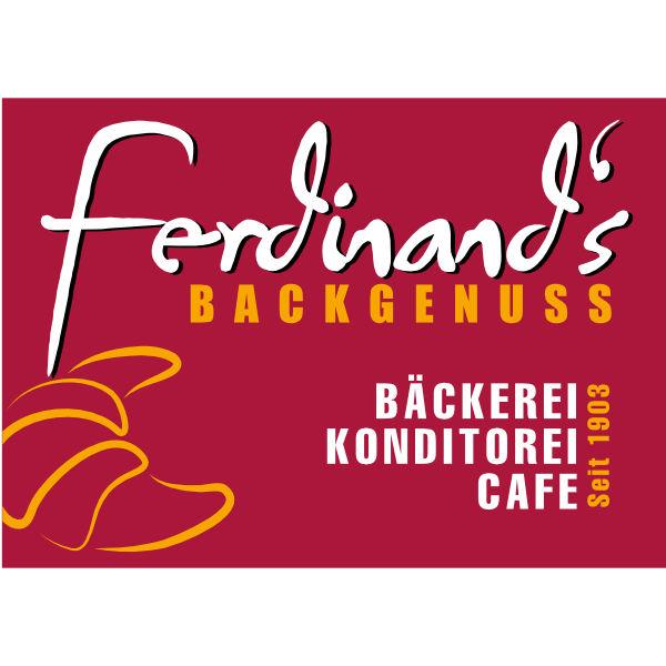 Logo Ferdinand`s Backgenuss