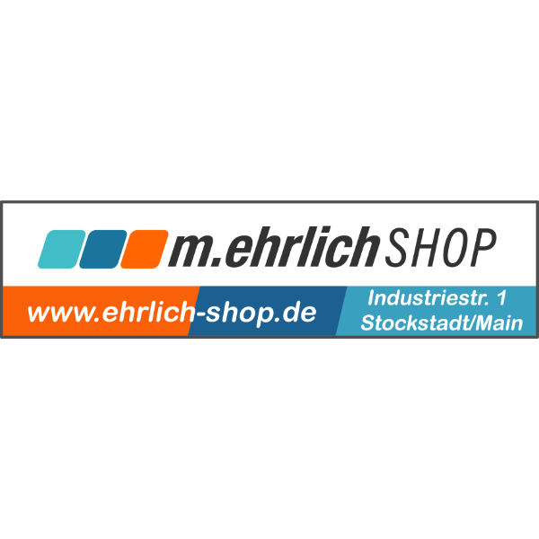 Logo m.ehrlich SHOP Stockstadt am Main