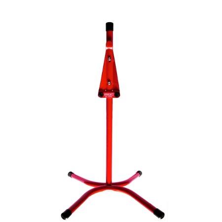 Feuerlöscher-Ständer rot