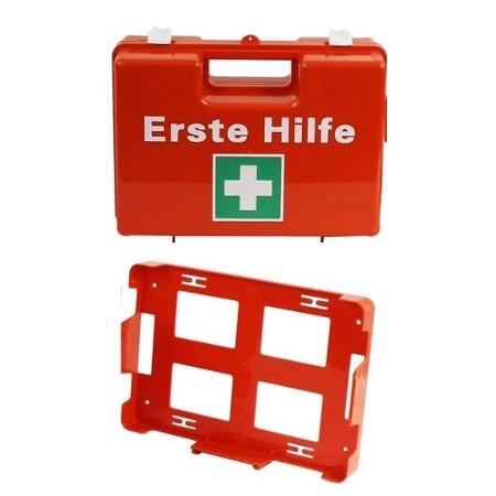 Erste-Hilfe-Koffer orange